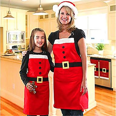 povoljno Dekoracija doma-stolica cover obiteljski pravokutni novost božićni ukras