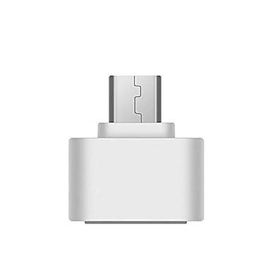 povoljno Do 0,99 dolara-Micro USB Τροφοδοτικό OTG PVC USB kabelski adapter Za Xiaomi