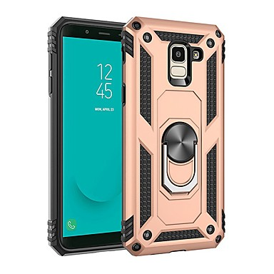 voordelige Galaxy A-serie hoesjes / covers-koffer voor samsung galaxy a20e / a7 (2018) met standaard / schokbestendige achterkant hoes harde pc voor Galaxy a9 (2018) / a10 (2019) / a30 (2019) / a40 (2019) / a50 (2019) / a70 (2019) / a90 (2019)