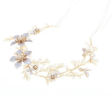 ieftine Bijuterii de Păr-Pentru femei Pentru Perle Imitație de Perle Auriu