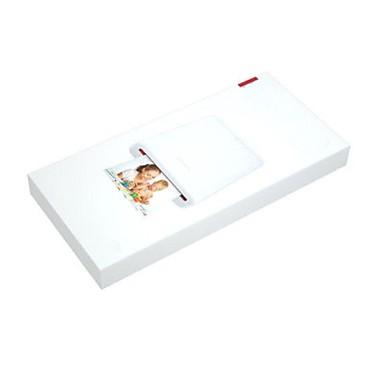 povoljno Ured i škola-huawei cv80 digitalni foto pisač papir 10 * 2pcs / pack 5 * 7.6cm 313 * 490 tpi bezbojni foto papir za xiaomi hp top