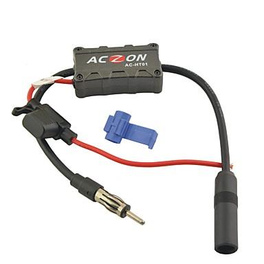 billige Antennetopper-cs317 høy kvalitet kjøretøy bilradio fm antenne signal forsterker booster