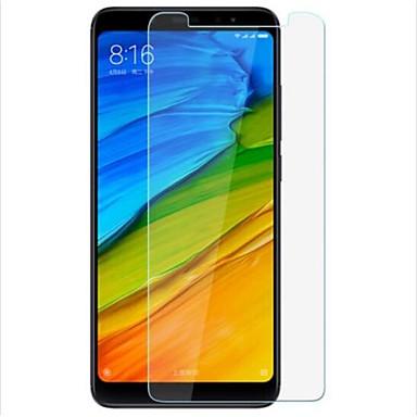 Недорогие Защитные плёнки для экранов Xiaomi-XIAOMIScreen ProtectorXiaomi Redmi Примечание 5 HD Защитная пленка для экрана 1 ед. Закаленное стекло