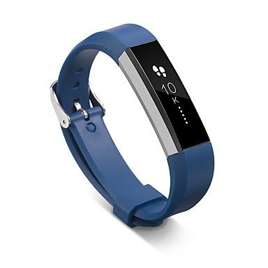 tanie Akcesoria do smartwatchów-Watch Band na Fitbit Alta Fitbit Pasek sportowy Silikon Opaska na nadgarstek