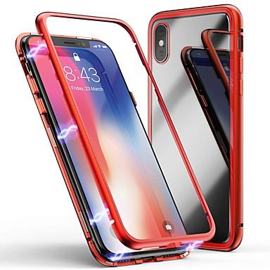 voordelige iPhone 6 hoesjes-hoesje voor apple iphone 6 / iphone xs max transparant achterkant transparant hard gehard glas voor iphone 6 / iphone 6 plus / iphone 6s