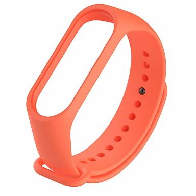 tanie Akcesoria do smartwatchów-pasek do zegarka na opaskę mi 3 pasek na nadgarstek z paskiem sportowym xiaomi