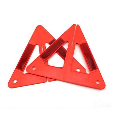 Недорогие Аварийные инструменты-тип предупреждающего аварийного сигнала безопасности автомобиля портативного автоматического автомобиля красный аварийный отражательный