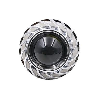 olcso HID és halogén izzók-1pcs Motorbicikli Izzók 30 W LED Fejlámpa Kompatibilitás Motorkerékpár Minden évjárat