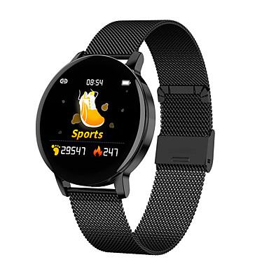 povoljno Muški satovi-Smart Satovi Šiljci za meso Moderna Sportski 30 m Vodootpornost Heart Rate Monitor Bluetooth Šiljci za meso Ležerne prilike Outdoor - Crn Srebro