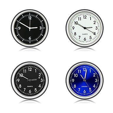 povoljno Automobilski vanjski pribor-auto ornament automobilski sat auto sat automobila unutrašnje uređenje stick-on sat ukrasa pribor
