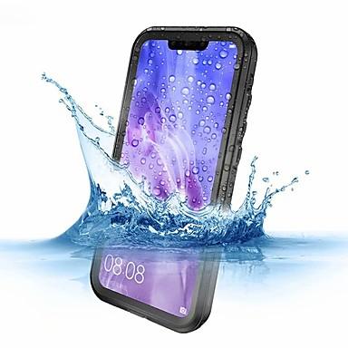 Недорогие Кейсы для iPhone X-Apple Iphone X / XS / XR / XS Макс / 8/8 плюс / 7/7 плюс / 6s / 6s плюс / 6/6 плюс крышка телефона ip 68 водонепроницаемый телефон сумка