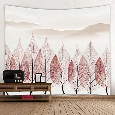 رخيصةأون جدارية-الحديقةGarden Theme / زهريFloral Theme جدار ديكور 100 ٪ بوليستر الحديث جدار الفن, سجاد الحائط زخرفة
