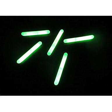 10pcs Fishing Night Fluorescent Light Float Glow Stick Lightstick
