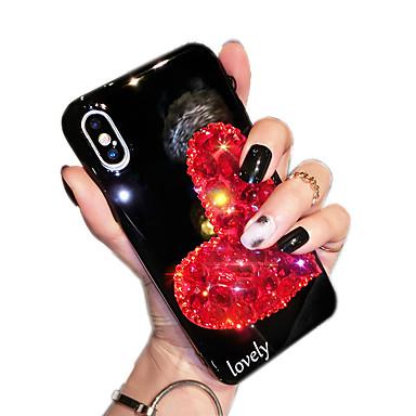 Недорогие Кейсы для iPhone 7-чехол для apple iphone xs / iphone xr / iphone xs max / iphone 8 / iphone 8 plus / iphone 7 plus / iphone x / iphone 7 / iphone 6s plus / iphone 6s / 6 противоударная задняя крышка из мягкого силикона