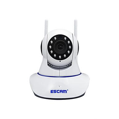 رخيصةأون كاميرات المراقبة IP-escam g01 hd 1080 وعاء ptz cmos عموم / الميل 200wdual الهوائي wifi ip كاميرا داخلي دعم 128 جيجابايت بطاقة tf / pt / للرؤية الليلية / onvif اتجاهين الصوت كشف الحركة كاميرا أمن الوطن