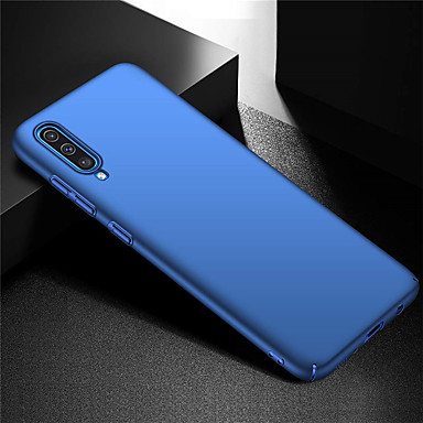 Недорогие Чехлы и кейсы для Galaxy А-ультра тонкий анти-отпечатков пальцев и минималистский жесткий телефон чехол для Samsung Galaxy A70 (2019) / Galaxy A40 (2019) / Galaxy A9 (2018) / Galaxy A10 (2019) / Galaxy A30 (2019)