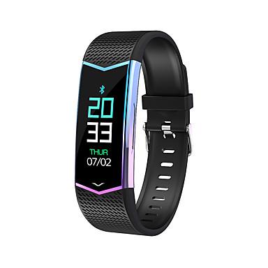 رخيصةأون ساعات ذكية-Lv08 الذكية معصمه بلوتوث البدنية المقتفي دعم إخطار / قياس ضغط الدم الرياضية الذكية ووتش لسامسونج / فون / الروبوت الهواتف