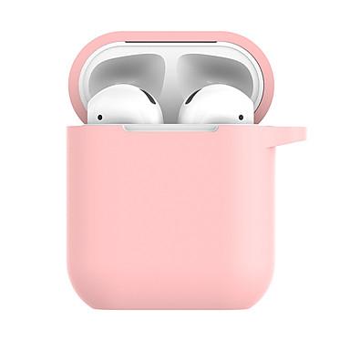 olcso Fejhallgató tartozékok-táskák, tokok és bőr szilikon lila / blushing rózsaszín / fehér 1 db