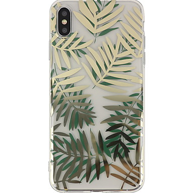voordelige iPhone 6 hoesjes-hoesje Voor Apple iPhone XS / iPhone XR / iPhone XS Max Patroon Achterkant Boom Hard PC