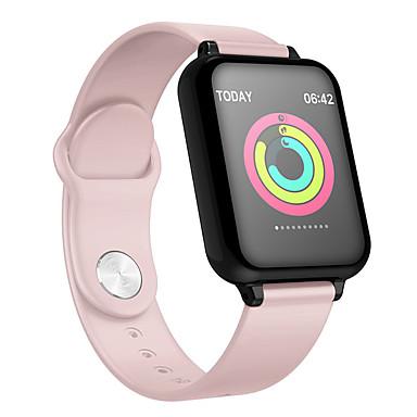 رخيصةأون ساعات ذكية-b57 ساعة بلوتوث الذكية تعقب اللياقة البدنية دعم إخطار / رصد معدل ضربات القلب الرياضية smartwatch متوافق مع الهواتف أبل / سامسونج / الروبوت