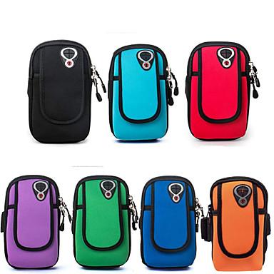 Недорогие Универсальные чехлы и сумочки-водонепроницаемый чехол для универсального держателя карты нарукавная повязка из твердого мягкого полиэстера