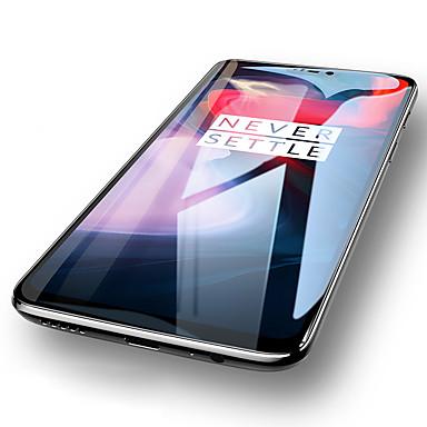 olcso Képernyő védők-képernyővédő oneplus7pro / 7 / oneplus 5t / one plusz 5 / oneplus 6 / 6t edzett üveg 1 db teljes test képernyővédő 3d íves él