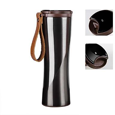 رخيصةأون أكواب و زجاجات-xiaomi drinkware فراغ الكأس / بهلوان الحديد غير القابل للصدأ / pp / pvc (polyvinylchlorid) الحرارة الاحتفاظ / التخييم المحمولة&أمبير. المشي / الرياضة&أمبير. في الهواء الطلق