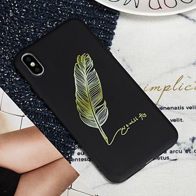voordelige iPhone X hoesjes-hoesje voor apple iphone xs iphone xs max telefoonhoesje tpu hoesje geschilderd patroon telefoonhoesje voor iphone xr x 7 plus 8 plus 7 8 6 plus 6s plus 6 6s 5 5s se