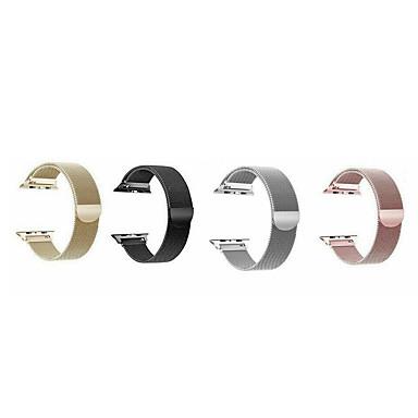 voordelige Smartwatch-accessoires-Milanese loopband horlogeband voor apple watch serie 1/2/3/4 38mm / 40mm / 42mm / 44m