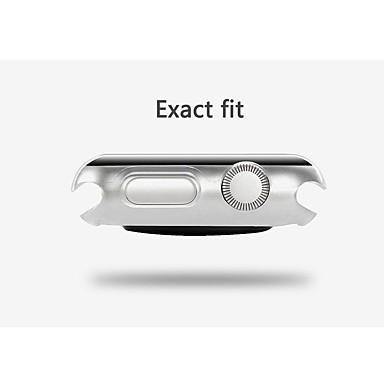 voordelige Smartwatch-accessoires-transparante schermbeschermer filmaccessoires voor iwatch 38 / 42mm apple watch 1 2 3 us