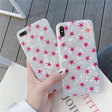 voordelige iPhone-hoesjes-hoesje voor apple iphone xr / iphone xs max glitter shine achterkant effen gekleurde zachte tpu voor iphone xr / iphone xs max