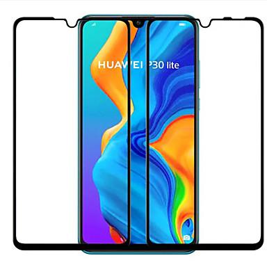 levne Ochranné fólieOchranné fólie Huawei-chránič obrazovky pro huawei huawei p30 lite tvrzené sklo 2 ks ochrana předního skla s vysokým rozlišením (hd) / 9h tvrdost / odolnost proti výbuchu