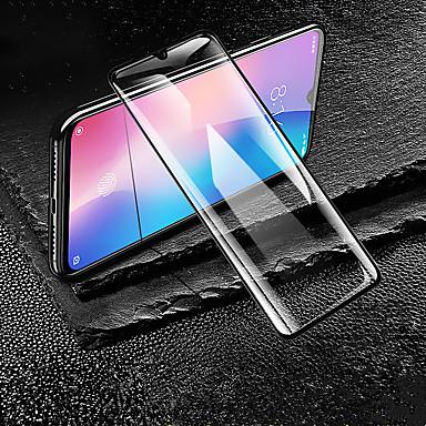 Недорогие Защитные плёнки для экранов Xiaomi-защитная пленка для экрана xiaomi xiaomi mi 9 / xiaomi mi 9 se полностью закаленное стекло 1 шт передняя защитная пленка для экрана высокой четкости (hd) / взрывозащищенный / ультра тонкий