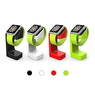 Недорогие Крепления и держатели для Apple Watch-Apple Watch Креатив резина / ABS + ПК стол / кровать