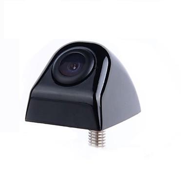 Недорогие Камеры заднего вида для авто-Черный HD CCD Автомобильная камера заднего вида водонепроницаемый ночного видения 170 широкоугольный универсальный автоматический реверсивный резервная камера для автомобиля DVD парковочный монитор