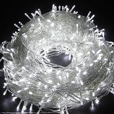 economico LED e illuminazione-20m 66ft 200led luci della stringa dip led illuminazione decorativa resistente alle intemperie per camera da letto patio interno casa per esterni casa per bambini festa di natale albero di festa