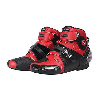 Недорогие Средства индивидуальной защиты-Мотоцикл защитный механизм для Верховые ботинки Муж. Полиэфир / Ластик Защита от ветра / Удобный / Водонепроницаемый