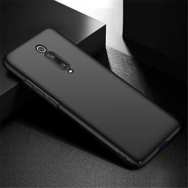 Недорогие Чехлы и кейсы для Xiaomi-Кейс для Назначение Xiaomi Xiaomi Redmi Note 7 / Xiaomi Redmi Note 7 Pro / Xiaomi Redmi 7 Матовое Кейс на заднюю панель Однотонный Твердый ПК
