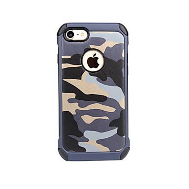 Недорогие Кейсы для iPhone-Кейс для Назначение Apple iPhone XS / iPhone XR / iPhone XS Max С узором Кейс на заднюю панель Геометрический рисунок Мягкий Силикон