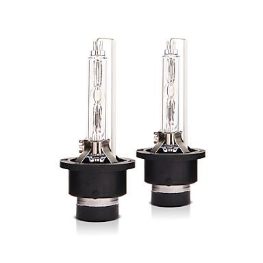 voordelige Autokoplampen-1 paar d2s auto quick light xenon lamp 6000 k koplampen vervangende lamp voor rv suv mpv auto