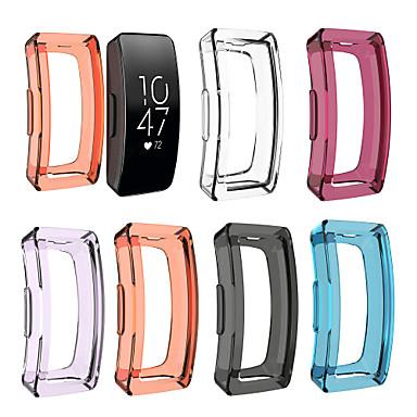 voordelige Smartwatch-accessoires-hoesje Voor Fitbit Fitbit Inspire HR / Fitbit Inspire Siliconen Fitbit