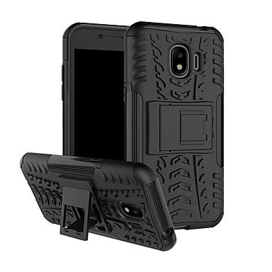 voordelige Galaxy A-serie hoesjes / covers-hoesje Voor Samsung Galaxy A3 (2017) / A5 (2017) / A7 (2017) Schokbestendig / Stofbestendig Achterkant Schild Hard Kunststoffen / PC