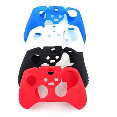 olcso Xbox One kiegészítők-XBOX ONE Játékvezérlő tokvédő Kompatibilitás Xbox egy ,  Új design Játékvezérlő tokvédő Szilikon 1 pcs egység
