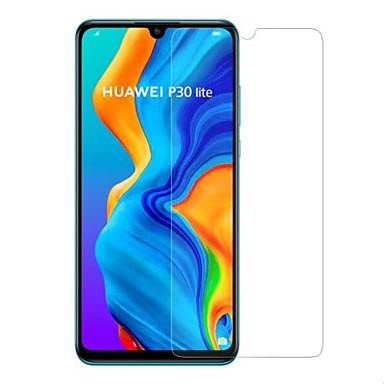 levne Ochranné fólieOchranné fólie Huawei-chránič obrazovky pro huawei huawei p30 lite tvrzené sklo 1 ks přední obrazovka chránič s vysokým rozlišením (hd) / 9h tvrdost / 2.5d zakřivený okraj