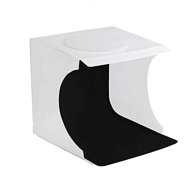 cheap Novelties-Portable Mini Photography Light Box Kit Foldable Small Home Studio