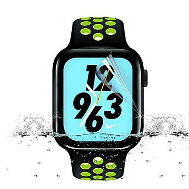 voordelige Smartwatch-accessoires-Screenprotector Voor Apple Watch 38mm PET High-Definition (HD) / Spiegel 5 stuks