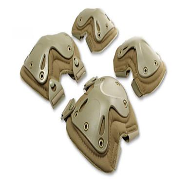 Недорогие Средства индивидуальной защиты-Мотоцикл защитный механизм для Защита локтей / Коленная подушка Все Нейлон Водонепроницаемый