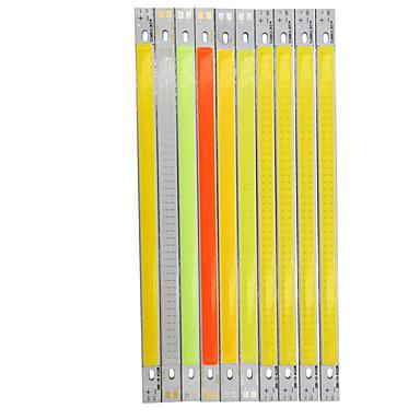olcso LED-es kiegészítők-10pcs COB Izzó tartozék / Strip Light tartozék Alumínium LED Chip a DIY LED Flood Light Reflektorhoz