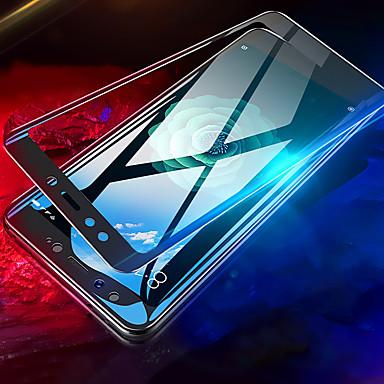 Недорогие Защитные плёнки для экранов Xiaomi-Защитная пленка для экрана xiaomi redmi 5 plus / xiaomi redmi 5 с полностью закаленным стеклом 1 передняя защитная пленка для ПК с высоким разрешением (hd) / твердость 9 ч / взрывозащищенный