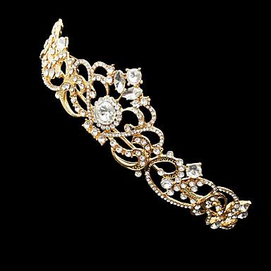 olcso Hajékszerek-Női Divat aranyos stílus Hercegnő Ötvözet Egyszínű